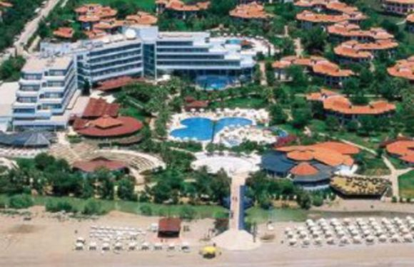 Sunrise Park Resort & Spa хотел