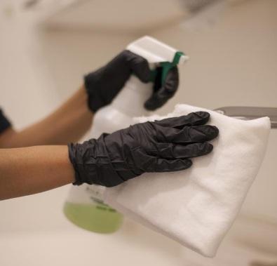 Правила при основно почистване на дома