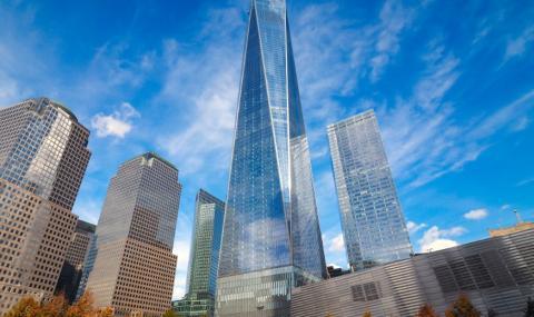Коя е най-високата кула в западното полукълбо