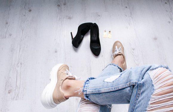 Коронавирусът може да оцелее върху обувки пет дни